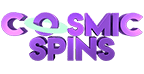 new casinos cosmic spins logo